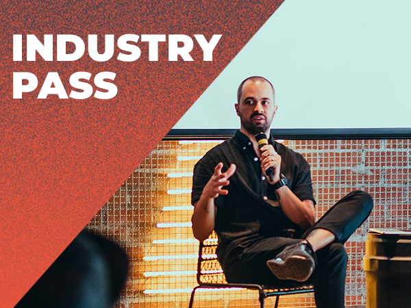 Industry Pass Registration